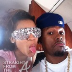 Keyshia Cole-Gibson Daniel Booby Gibson Family First