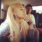 Keyshia Cole-Gibson Family Photos-1