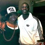 Michelle ATLien Brown AKON