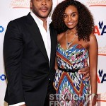 Tyler Perry Gelia Bekele (April 2011)