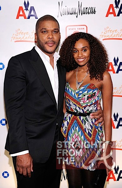 Gelila Bekele and Tyler Perry Married