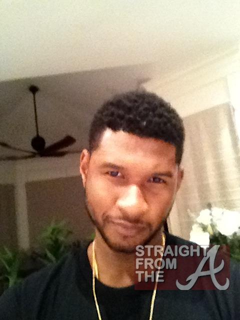 Usher Raymond - Photo Set