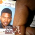 Usher Raymond Georgia Drivers License StraightFromTheA
