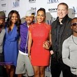 Will Packer-GabrielleUnion-TerrenceJ-LalaAnthony-GaryOwen-KevinHart (and son)
