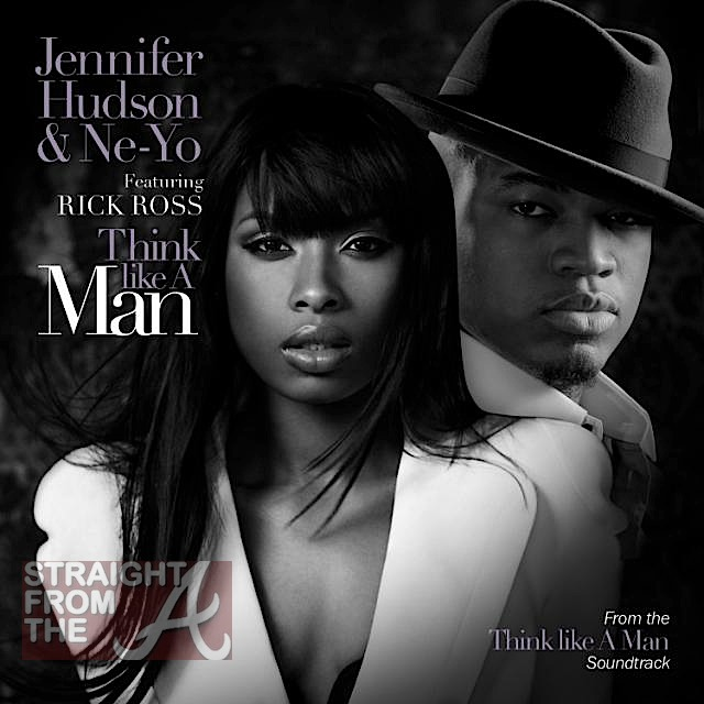 "... Hudson & Ne-Yo ~ ""Think Like a Man"" [OFFICIAL TRAILER + COVER ART"
