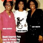 Whitney Houston Dionne Warwick Cissy Houston Jet Cover