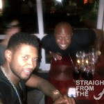 Usher Raymond &amp; Rico Love in Africa - SFTA