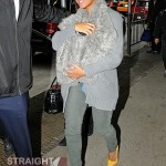 Beyonce Smothers Baby Blue Ivy With Love… [PHOTOS]