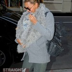Beyonce Baby Blue Ivy 032712-2