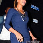Beyonce and Jay-Z Leave NOBU 031912-35