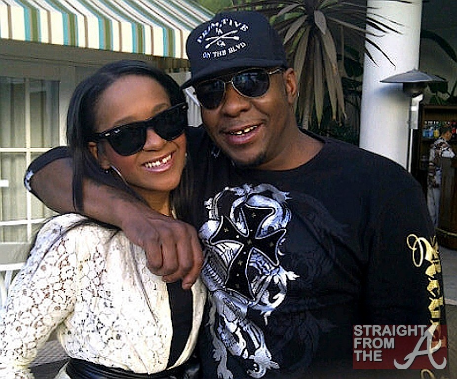 bobby brown and daughter relationship