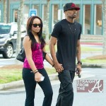 Bobbi Kristina & Nick Gordon Spotted Holding Hands & Kissing in Atlanta… [PHOTOS]