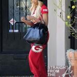 Ciara Gets ManiPedi 031512-6