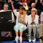 Ciara Knicks NYC 032112-2