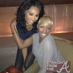 Quick Pics: NeNe Leakes & Kim Kardashian Do Dinner… (Again) [PHOTOS]
