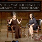 Oprah Joins Lady GaGa at Harvard to Launch 'Born This Way Foundation' [PHOTOS + VIDEO]