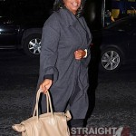 Oprah Spotted in Atlanta! Interviews Bobbi Kristina & Houston Family…