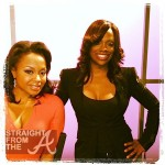 Phaedra Parks Kandi Burruss