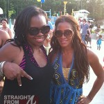 Michelle ATLien Brown Sheree Whitfield