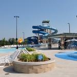 Pheadra Parks Son Ayden 1st Birthday - Waterpark