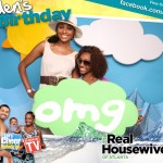 Cynthia Bailey and daughter Noelle - OMGBooth.com-16