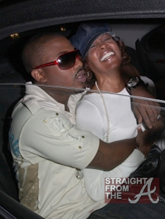 Ray j dating whitney houston