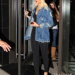 Fashion Do or Don't? Rihanna's Tattered Denim Jacket… [PHOTOS]