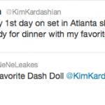 Kardashian Leakes Tweets