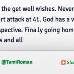 Tami Roman Tweet