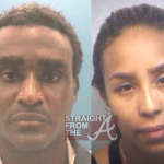 Shawty Lo Ecreia Perez Mugshots