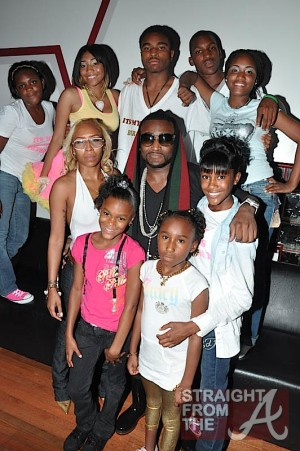 Shawty Lo Family