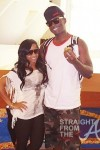 Toya Carter Wright and Mickey Memphitz Wright