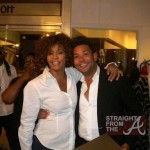Whitney Houston Raffles van Exel