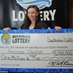 WTF?! Million Dollar Lottery Winner Explains Why She Still Collects Food Stamps… [VIDEO]