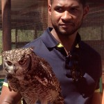 Usher Heads To Africa… [PHOTOS]