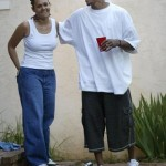 Allen and Tawanna Iverson