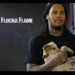 Waka Flocka Flame Partners With PETA to Prevent Animal Abuse… [PHOTOS + VIDEO]