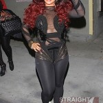 Hot or Not? Ashanti is Bringing 'Ghetto' Back! – Jimmy Kimmel LIVE! Performance [PHOTOS + VIDEO]