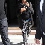 Beyonce Blue Ivy 040212-7