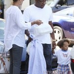 Spotted: Bobby Brown and His New Family Shop in L.A…. [PHOTOS]
