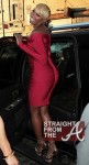 NeNe Leakes Leaves NYC Hotel 040412-5