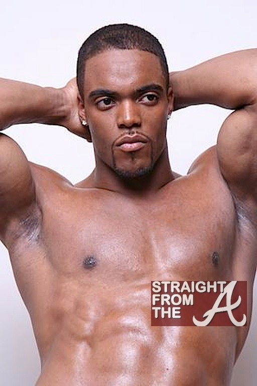 Naked college black football players was and