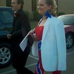 Confederate Prom Dress 2012