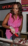 Evelyn Lozada Millions of Milkshakes 041212-8