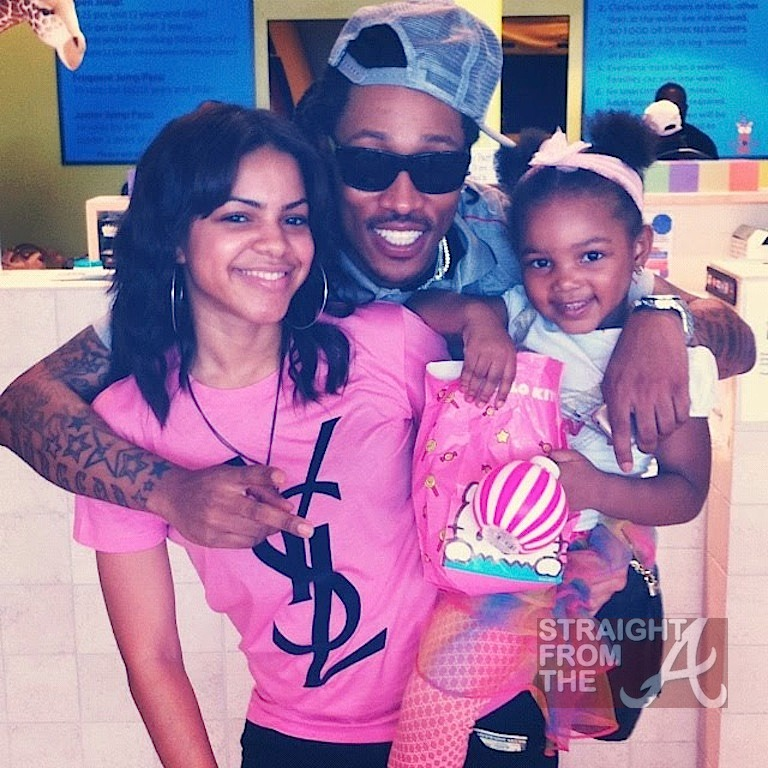 Future Slams Blac Chyna Dating Rumors After She Gets
