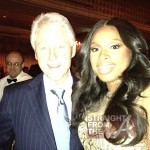 Jennifer Hudson Bill Clinton - Twitpics 0412-2