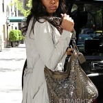 Jennifer Hudson in NYC 040512 - 2
