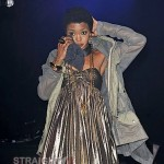 Another Day Another Nip Slip: Lauryn Hill 'Loses It' in London [PHOTOS]