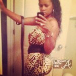 Maria Grissom Micheal Turner Baby Mama Twitter Photos-9