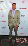 Michael Ealy Rolling Out Cover Party 040312-12
